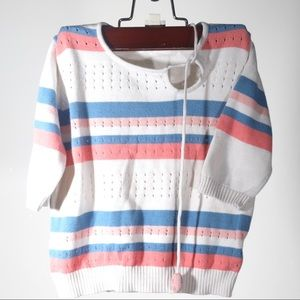 🌷3 for $25🌷Sweet striped sweater, size 2-3 girls
